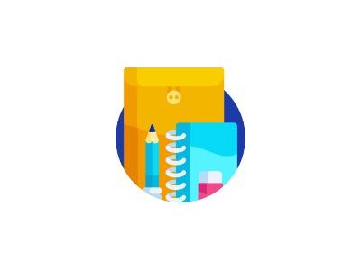 Books & Stationery logo
