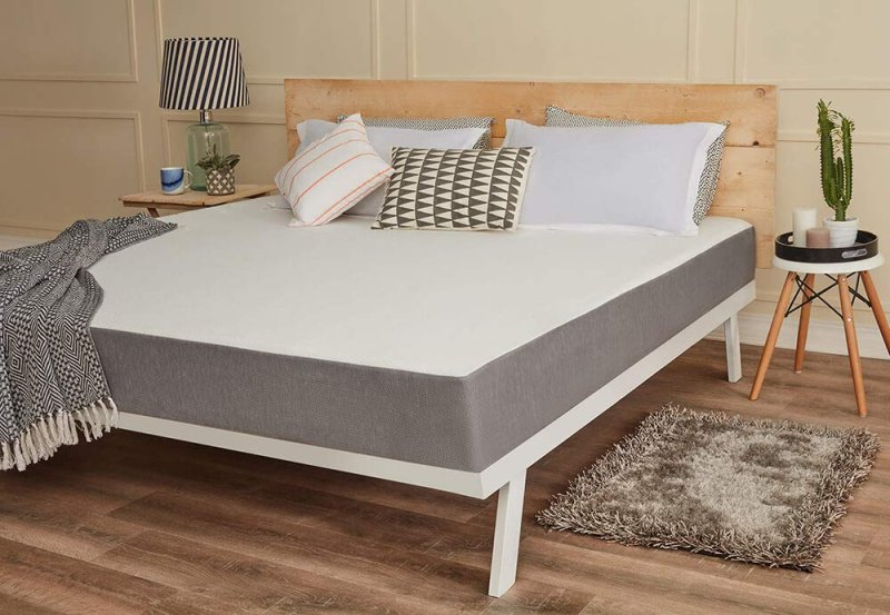 Wakefit Orthopaedic Memory Foam Mattress, Single Bed Size