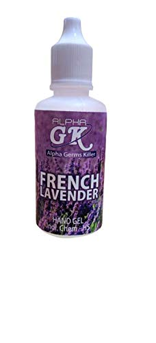 Alpha GK French Lavender Hand Sanitizer