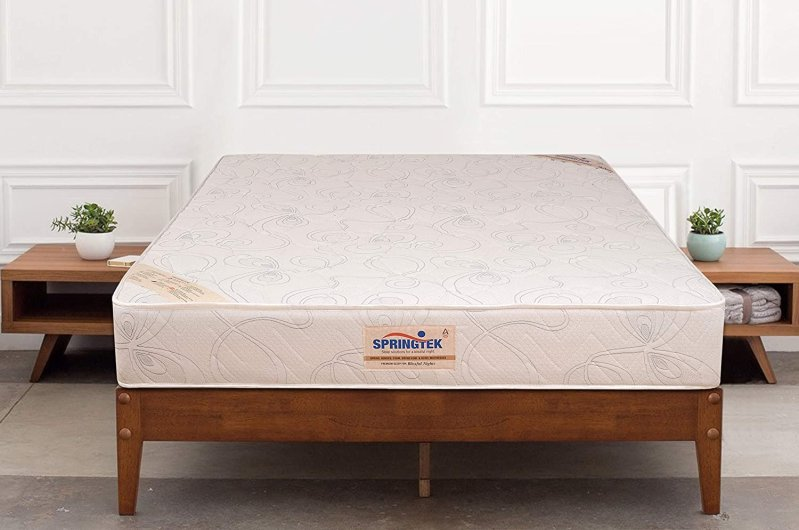 SpringTek Ortho Pocket Spring and High-Density Foam Mattress