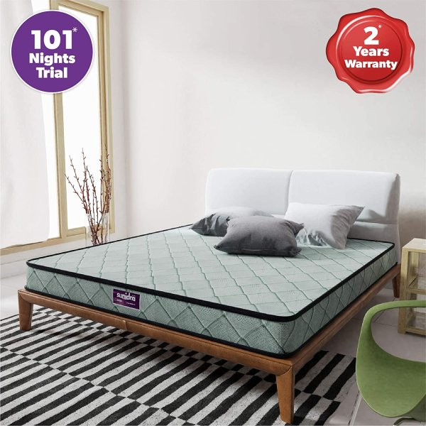 Sunidra CR200 - Natural Orthopedic Coir Mattress