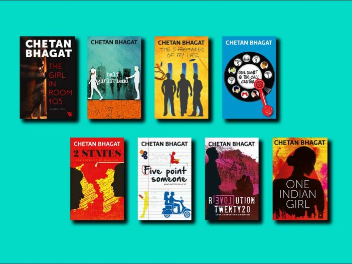 8 Best Chetan Bhagat Books to Read in 2020
