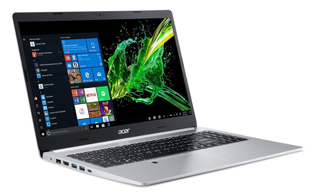 Acer Aspire 5S A515-54 - Best Laptop for College Students in India
